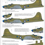 B-17F Seattle Warbirds