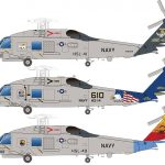 SH-60 profiles